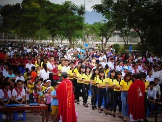 Giáo hạt Vô Hốt mừng lễ quan thày giáo lý viên và gặp mặt giới trẻ lần thứ II