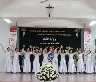 Ngày hội ngộ đại gia đình Mến Thánh Giá Phát Diệm – 2018