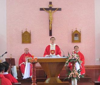 Tiểu Chủng Viện Thánh Phaolô khai giảng năm học 2011-2012