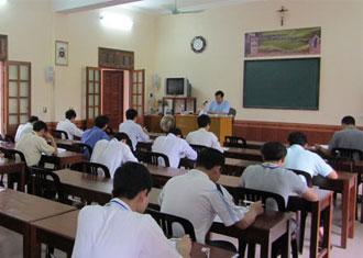 Kỳ thi tuyển vào Tiểu chủng viện thánh Phaolô