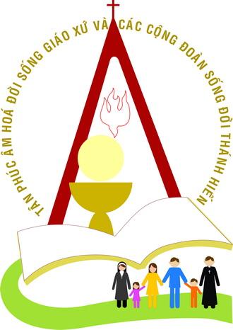 Ý nghĩa Logo Chương trình mục vụ của Giáo hội Việt Nam trong năm 2015